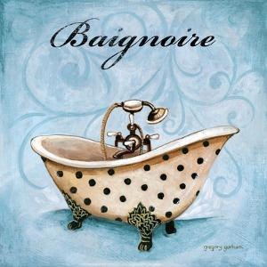 Blue Baignoire by Gregory Gorham