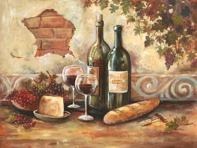 Bountiful Wine II by Gregory Gorham