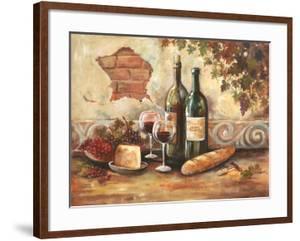 Bountiful Wine II by Gregory Gorham