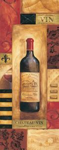Chateau Vin Panel by Gregory Gorham