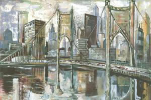Cityscape I by Gregory Gorham