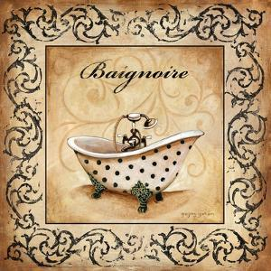 Classic Baignoire by Gregory Gorham