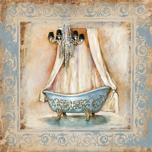 Elegant Bath I by Gregory Gorham