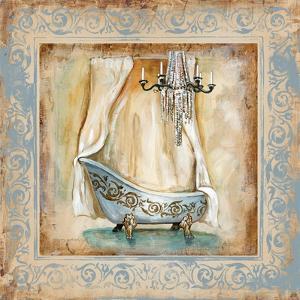 Elegant Bath II by Gregory Gorham
