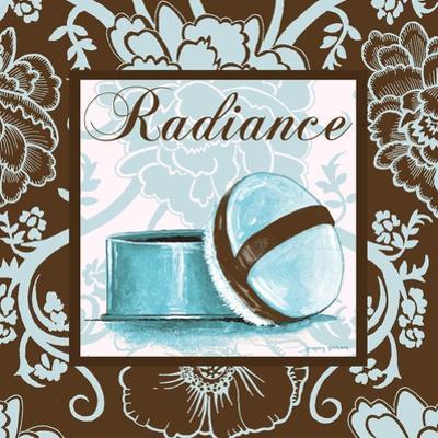 Fashion Blue Radiance
