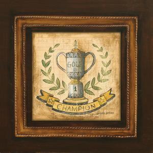 Golf Champion by Gregory Gorham