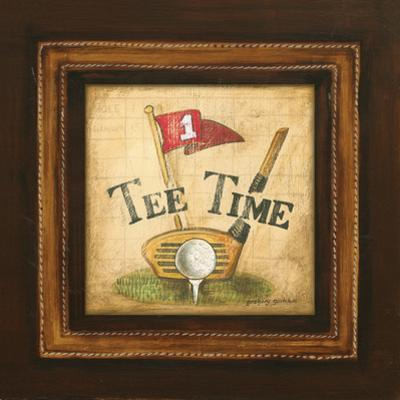 Golf Tee Time by Gregory Gorham
