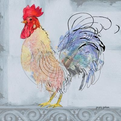 Good Morning Rooster II by Gregory Gorham