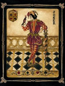 Harlequin Joker by Gregory Gorham