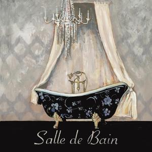 Ikat Bath I by Gregory Gorham