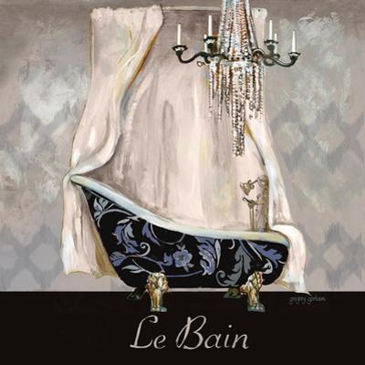 Ikat Bath II by Gregory Gorham