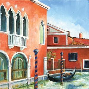 Italian Scene III by Gregory Gorham