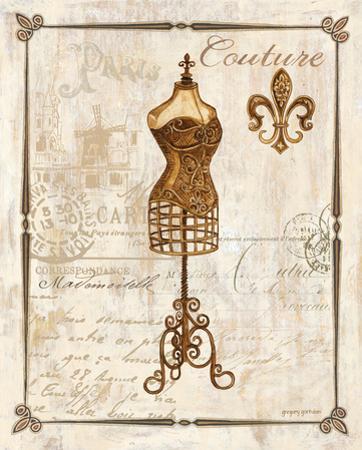 Paris Dress Form