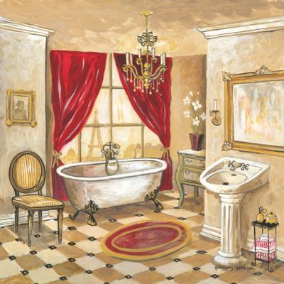 Parisian Bath by Gregory Gorham