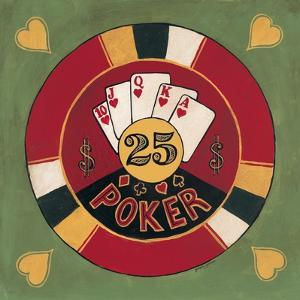 Poker - $25 by Gregory Gorham