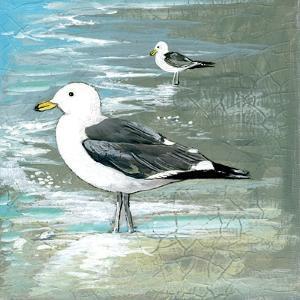 Sea Birds I by Gregory Gorham
