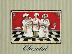 Three Chefs by Gregory Gorham
