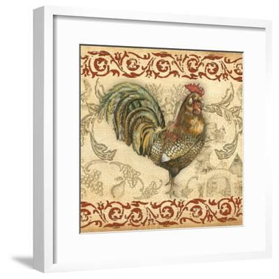 Toile Rooster III