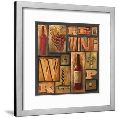 Type Set Wine Sq I