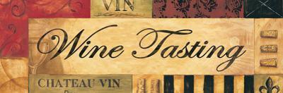 Wine Tasting by Gregory Gorham