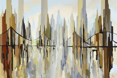 Crosstown Harbor by Gregory Lang