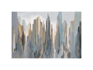 Midtown Skyline by Gregory Lang