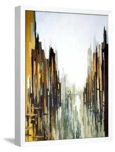Urban Abstract No. 141 by Gregory Lang