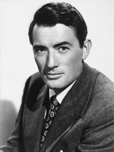 Gregory Peck--Photographic Print
