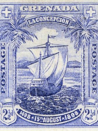 Grenada Postage Stamp - La Concepcion
