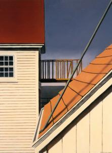 Block Island, Rhode Island by Gretchen Dow Simpson