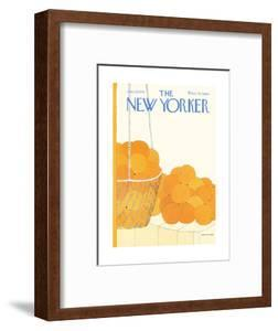 The New Yorker Cover - January 19, 1976 by Gretchen Dow Simpson