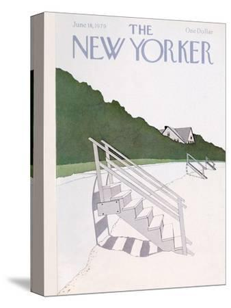 The New Yorker Cover - June 18, 1979
