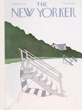 The New Yorker Cover - June 18, 1979 by Gretchen Dow Simpson
