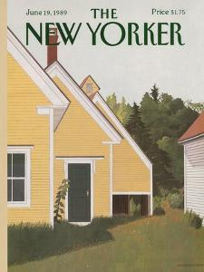 The New Yorker Cover - June 19, 1989 by Gretchen Dow Simpson