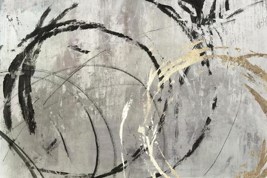 Grey Abstract I-PI Studio-Art Print