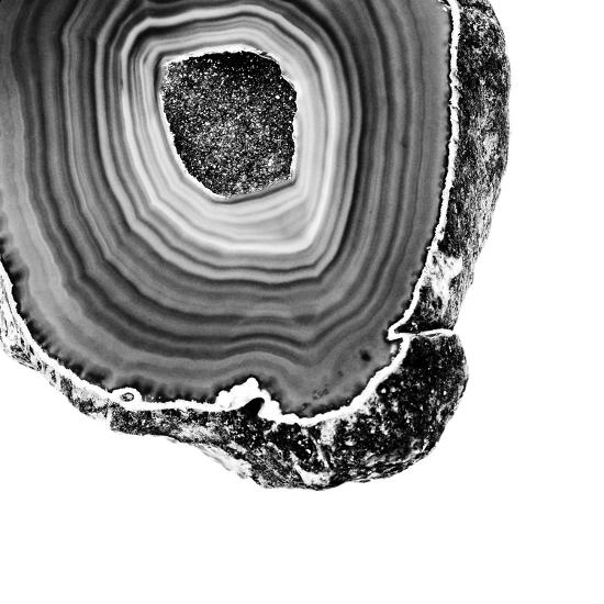 Grey Agate D-THE Studio-Premium Photographic Print