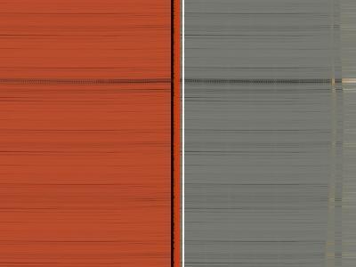 Grey and Brown-NaxArt-Art Print