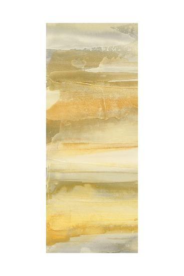 Grey and Gold II-Chris Paschke-Art Print