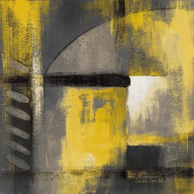 Grey and Yellow Soiree I-Lanie Loreth-Art Print