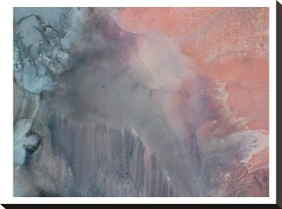 Grey Blur-Deb McNaughton-Stretched Canvas Print