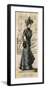 Grey Costume 1899