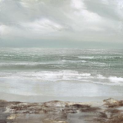Grey Dawn-Gold Caroline-Art Print
