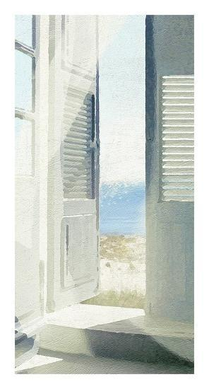 Grey Doors-Noah Bay-Art Print