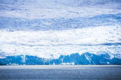 Grey Glacier (Glaciar Grey), Torres Del Paine National Park, Patagonia, Chile, South America-Matthew Williams-Ellis-Photographic Print