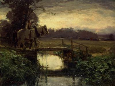 Grey Morning-David Farquharson-Giclee Print