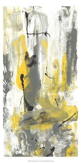 Grey Movement I-Joyce Combs-Art Print