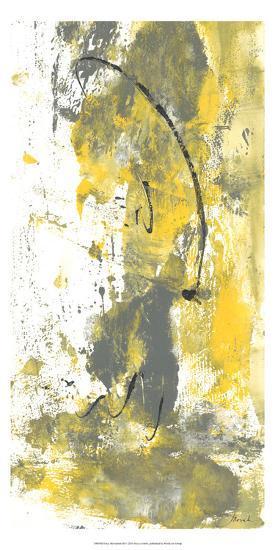 Grey Movement III-Joyce Combs-Art Print