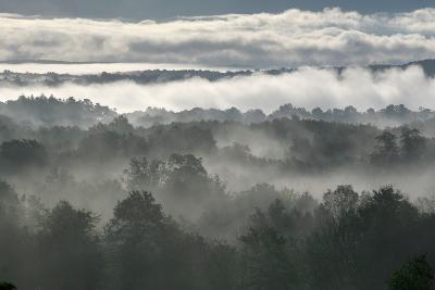 Grey Shawangunk Sunrise 3-Robert Goldwitz-Photographic Print