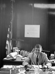 Donald Nixon (Richard Nixon's Brother), Circa 1960 by Grey Villet