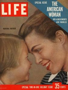 The American Woman, December 24, 1956 by Grey Villet